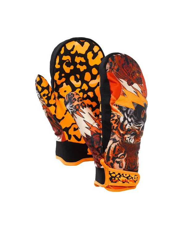 Burton Spectre Mittens. - Tight like a tiger!