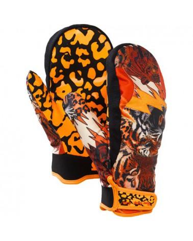 Burton Spectre Mittens. - Tight like a tiger!