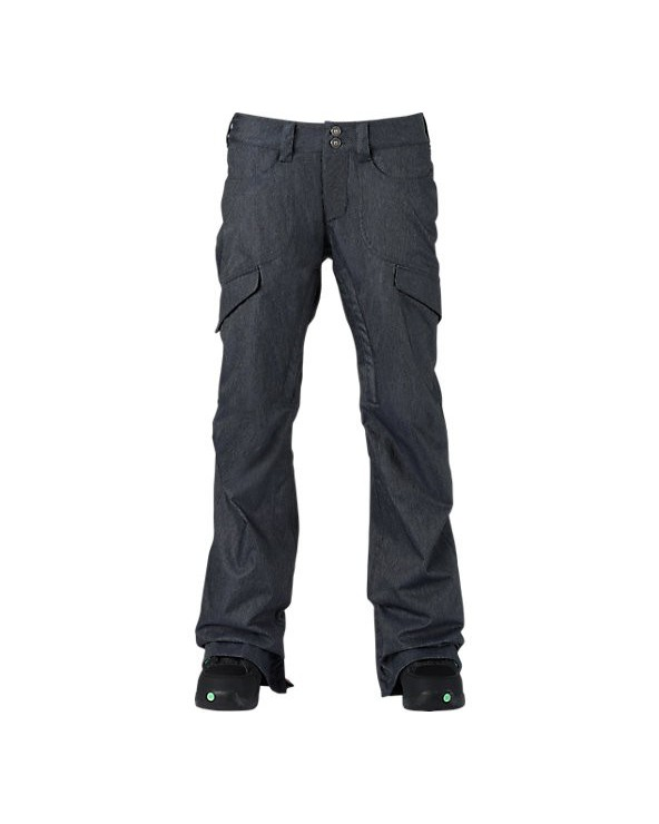 Burton Lucky Pant - Denim