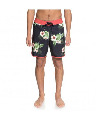 "Dc All Season Scallop 18"" Boardshorts - Dark Indigo (byj0)"