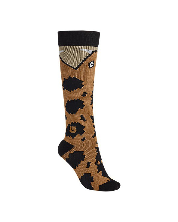 Burton Women's Super Party Snowboard Sock - Python