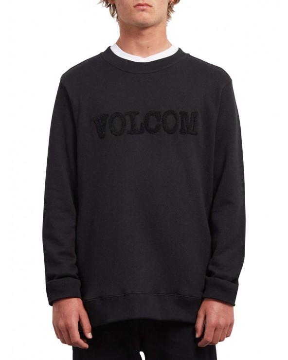 Volcom Cause Crewneck - Black (blk)