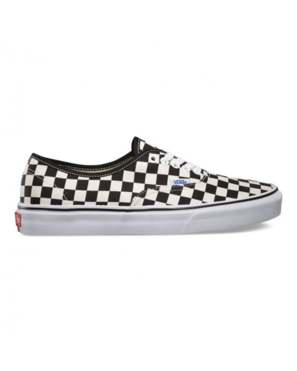 Vans Authentic Golden Coast Shoes - Black/White Checker