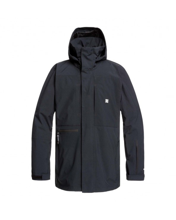 Dc Command Snow Jacket - Black