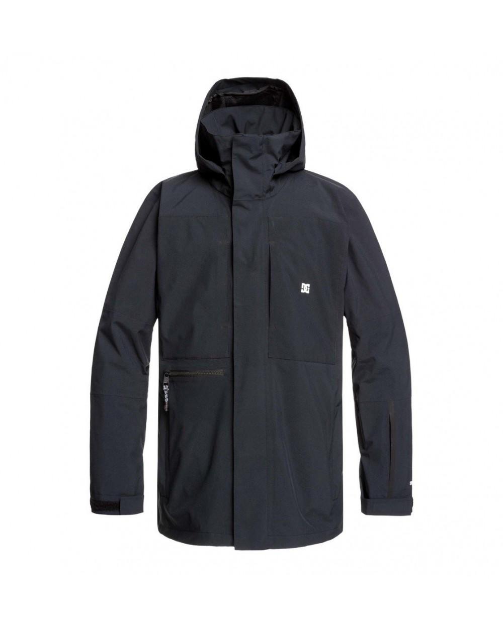 Dc Command Snow Jacket - Black
