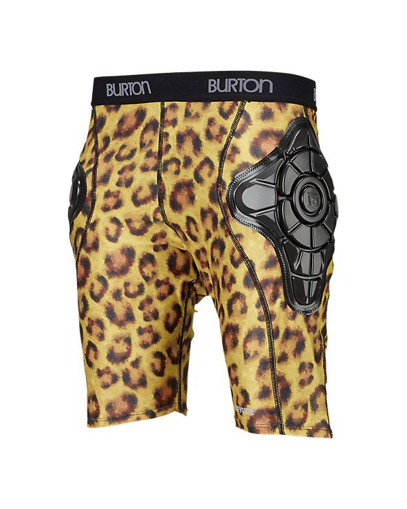 Burton Women's Total Impact Short, Protected By G-Form™ -  Cat's Meow