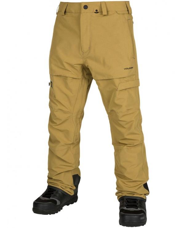 Volcom Snow GI Pant - Resin Gold