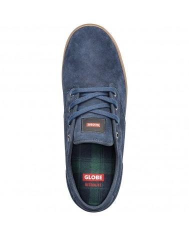 Globe Motley - Dark Blue/Gum
