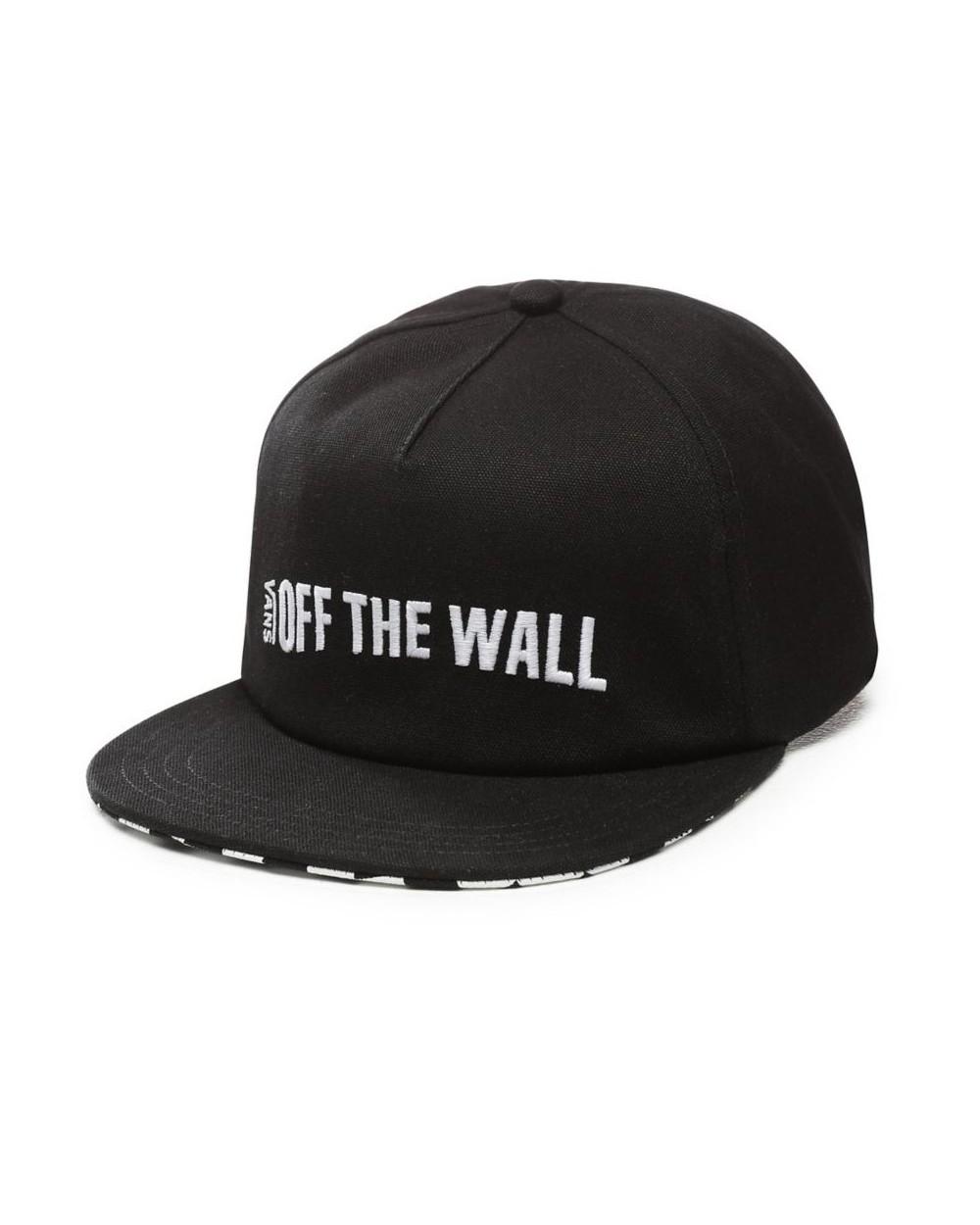 Vans Central Hat - Black
