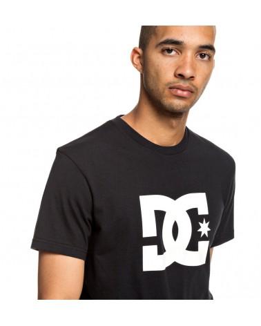Dc Star Tee - Black (kvj0)
