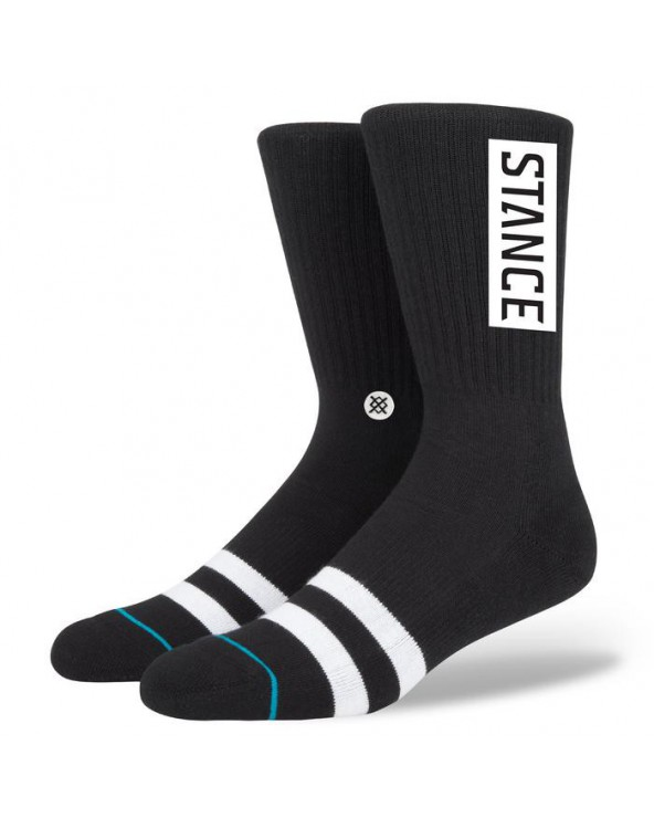Stance Socks - Og - Black