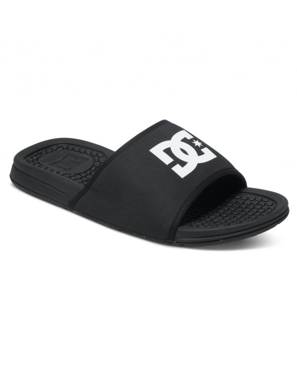 Dc Bolsa Slider Sandals - Black (blk)