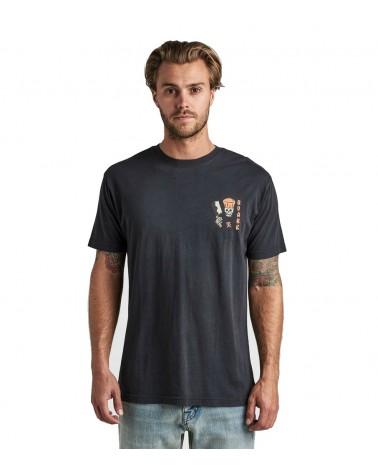 Roark Noodle House T-Shirt - Black
