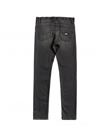 Dc Worker Slim Fit Jeans - Medium Grey (kpvw)