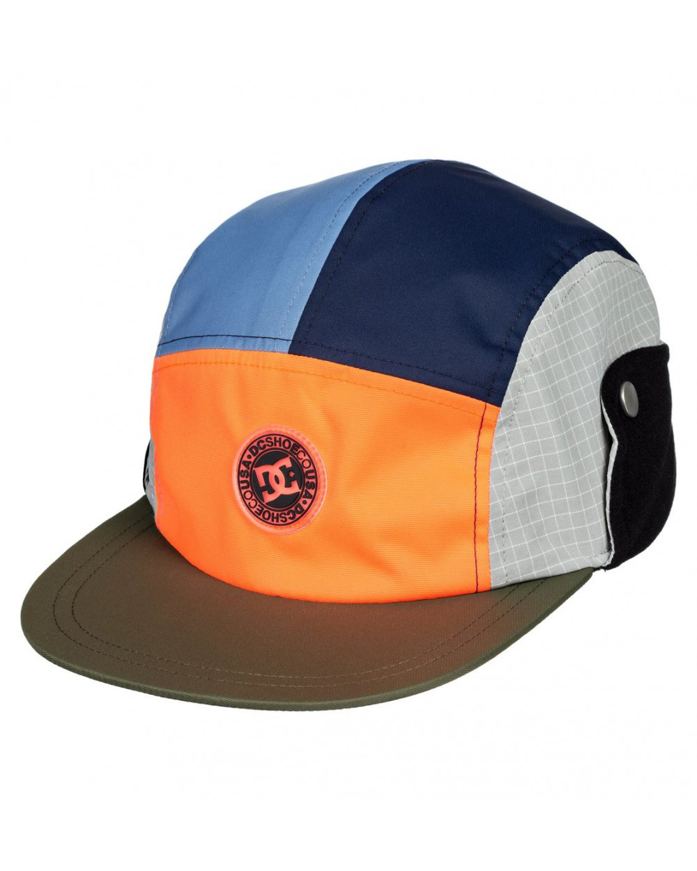 Dc Boomdocks Camper Cap - Multi Repurpose B Solid (xngb)