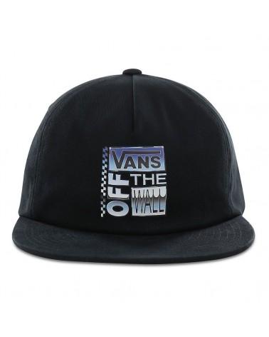 Vans Ave Shallow Unstructured Cap - Black