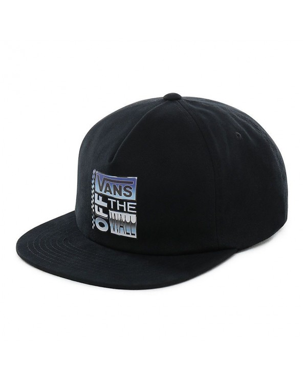 Vans Ave Shallow Unstructured Cap - Black