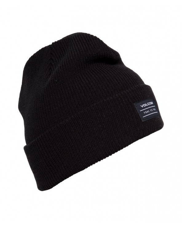 Volcom Knowledge Beanie - Black
