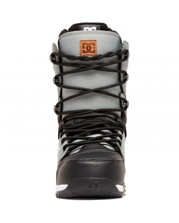 Dc Mutiny Lace Up Snowboard Boots - Grey