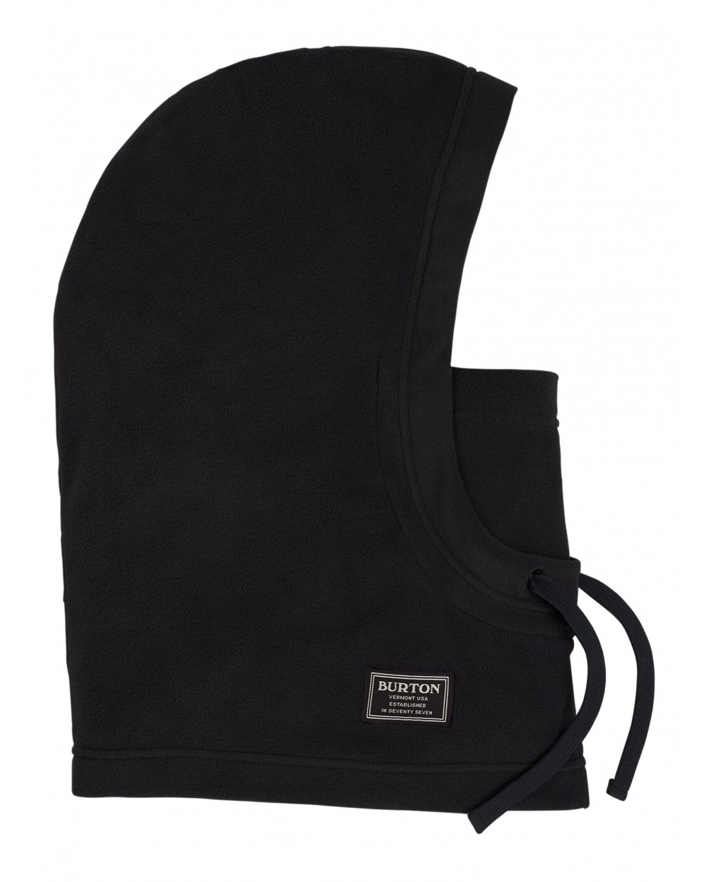 Burton Burke Hood (Helmet Size) - True Black