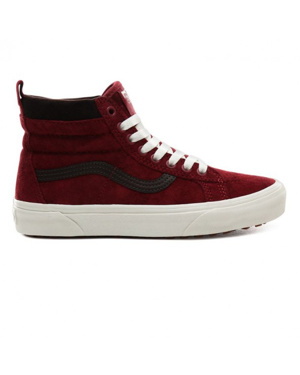 Vans Sk8-Hi Mountain Edition Shoes - (MTE) Biking Red/Chocolate torte