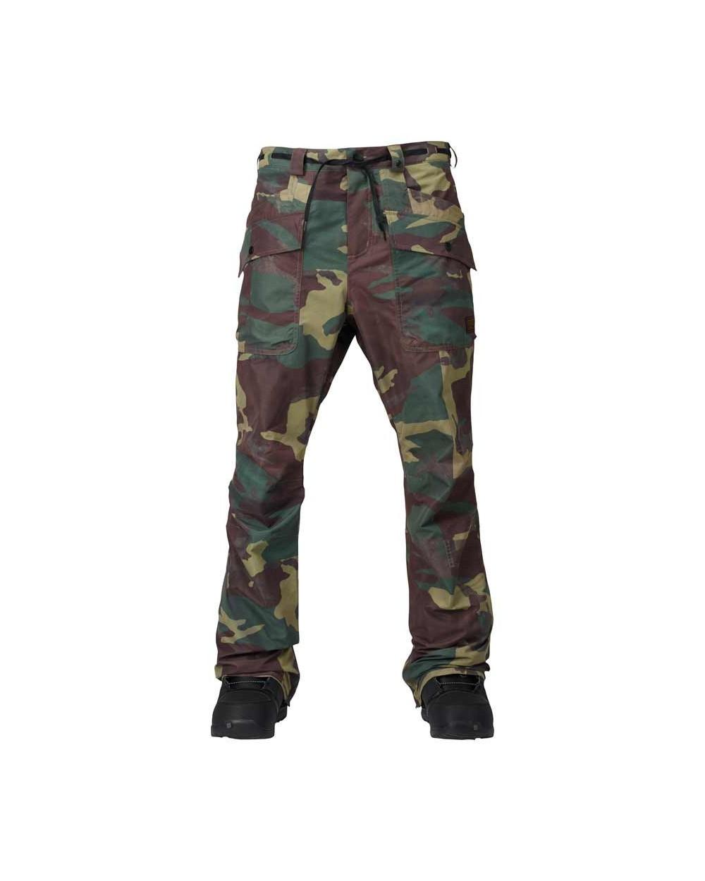 Analog Field Pant - Surplus Camo
