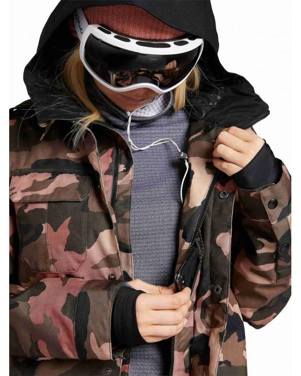 Volcom Snow Kuma Jacket - Violet Ice