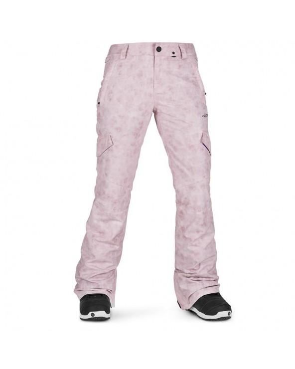Volcom Snow Bridger Insulated Pant - Pink