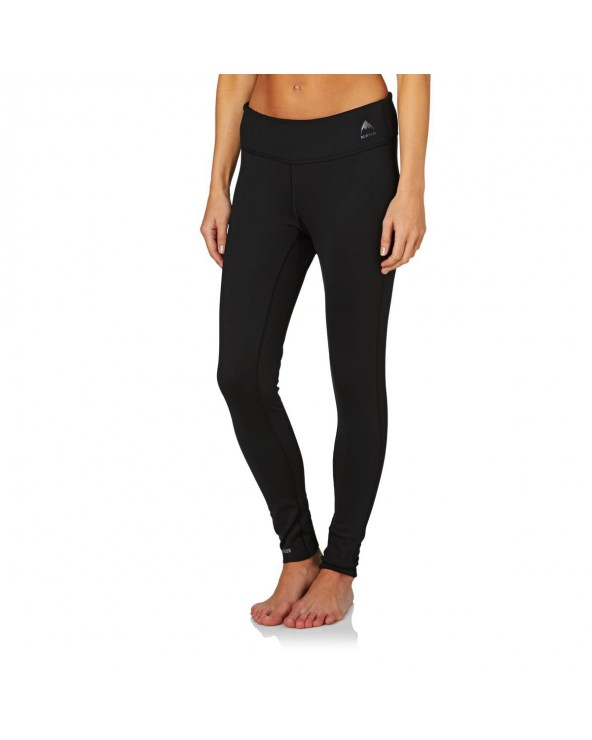 Burton Women's Expedition Base Layer Pant - True Black