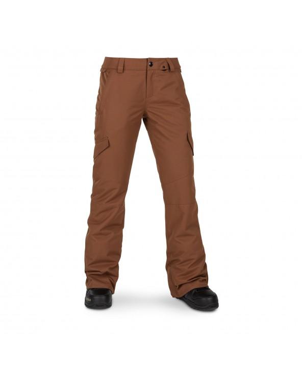 Volcom Snow Bridger Insulated Pant - Cooper