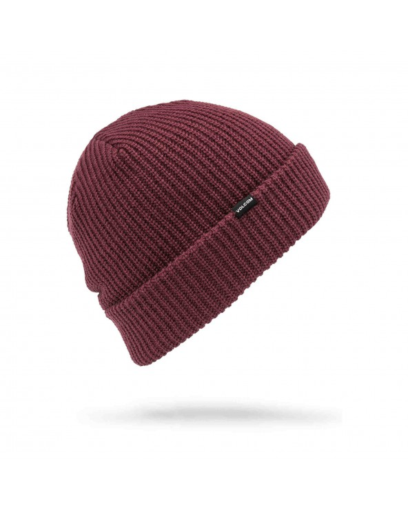 Volcom Snow Sweep Beanie - Burnt Red
