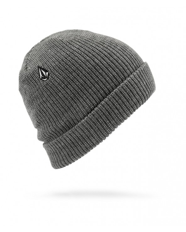 Volcom Full Stone Beanie - Heather Grey
