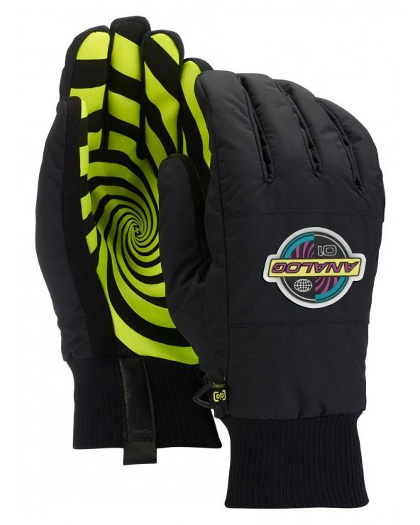 Analog Bartlett Glove - Black