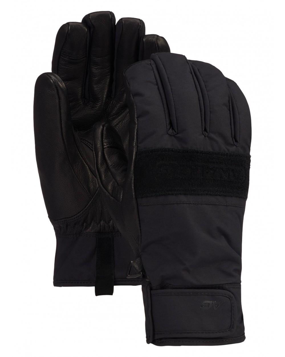 Analog Diligent Glove - True Black