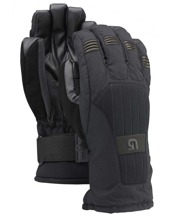 Burton Support Glove - True Black