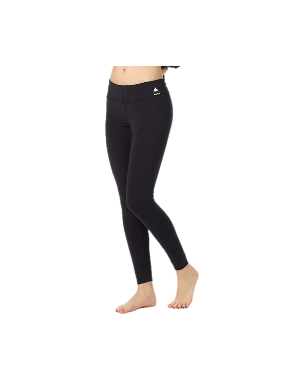 Burton Women's Midweight Base Layer Pant - True Black