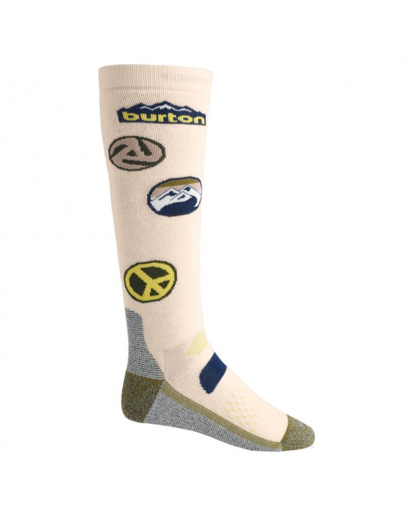Burton Performance Midweight Snowboard Socks - Trekker