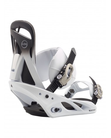 Burton Scribe Re:Flex Bindings - Fade To White