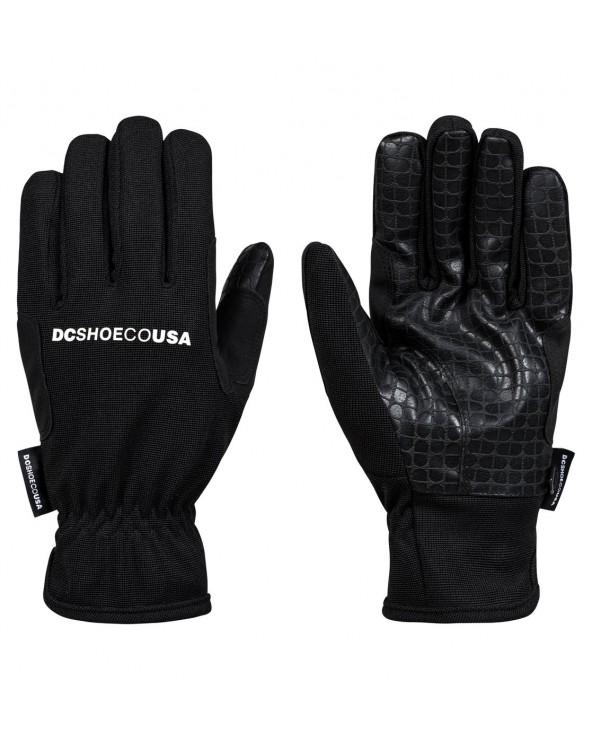 Dc Drudge Gloves - Black