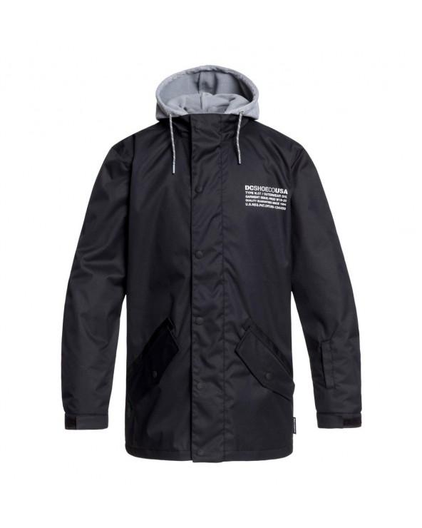 Dc Union Snow Jacket - Black