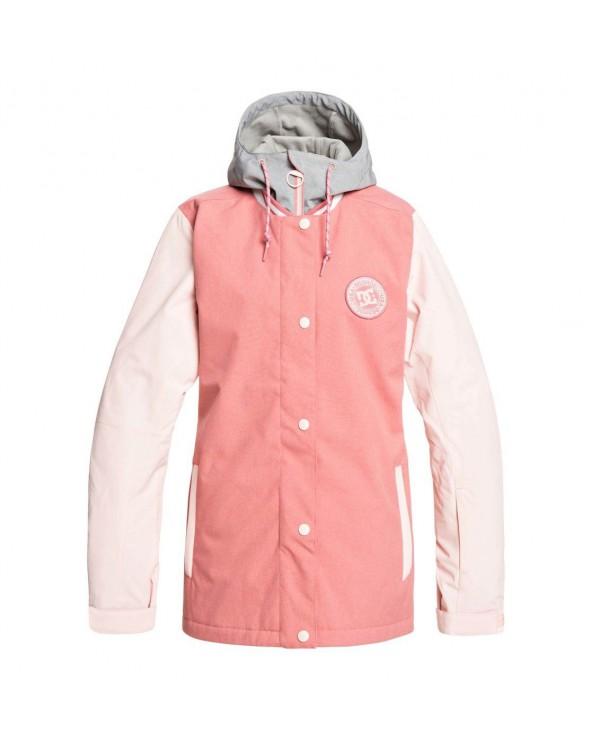 Dc DCLA Snow Jacket - Dusty Rose