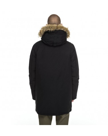 Dc Bamburgh II Parka Jacket - Black (kvj0)