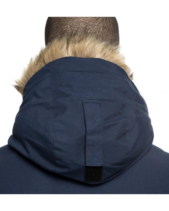 Dc Bamburgh II Parka Jacket - Black Iris (btl0)