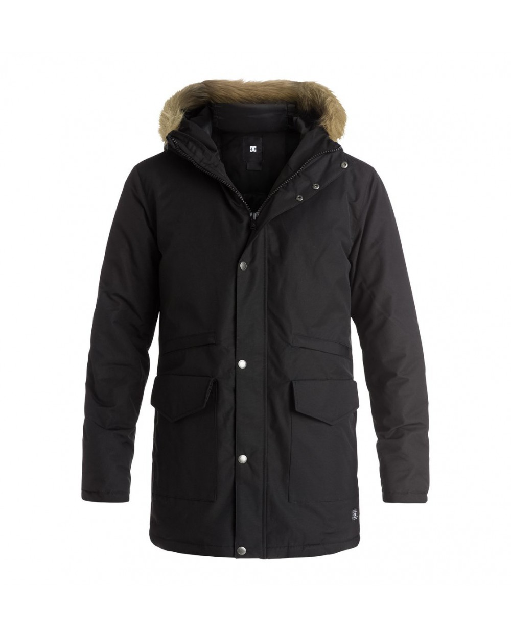 DC Bamburgh Jacket - BLACK (kvj0)