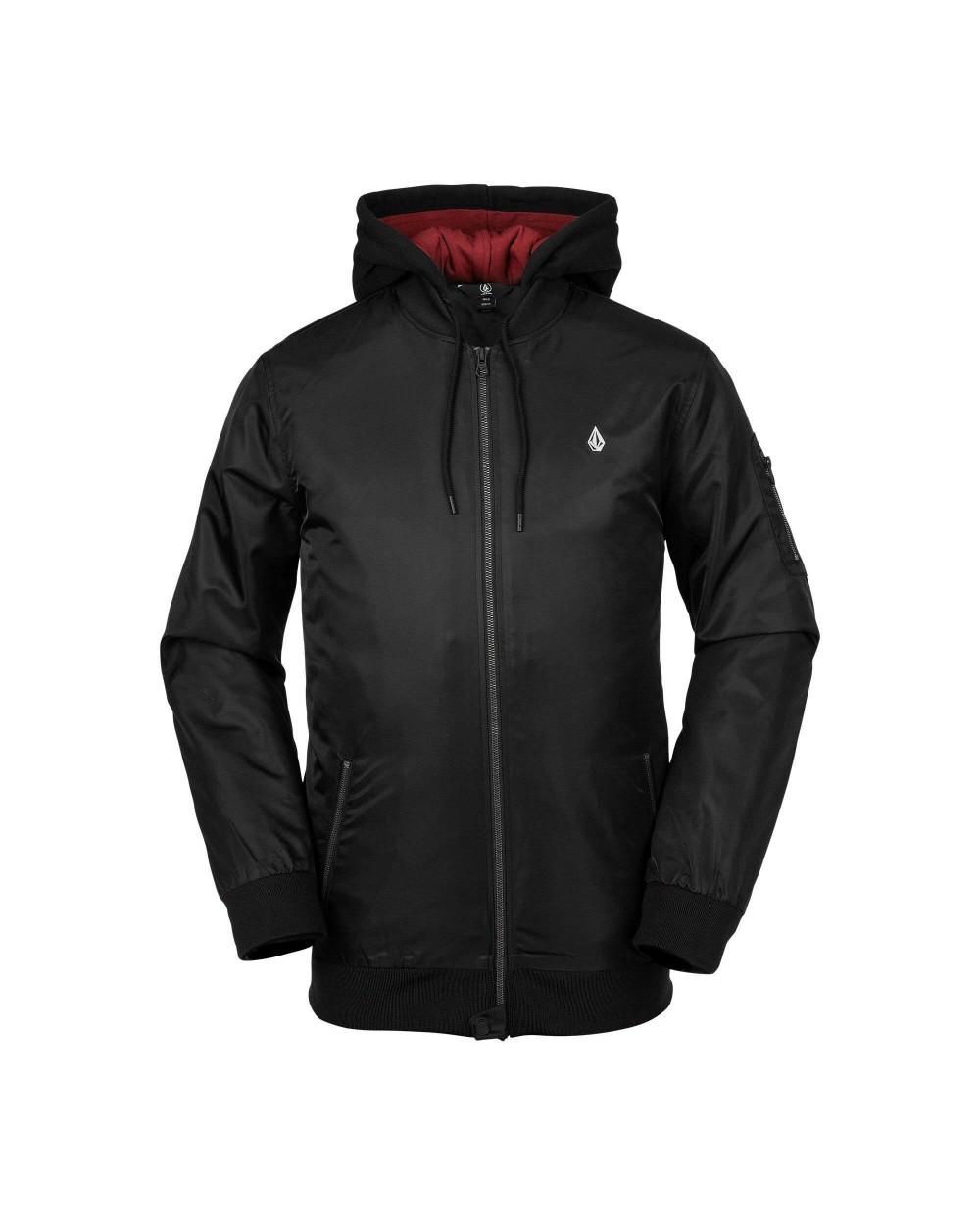 Volcom Snow Cheyne 3-in-1 Jacket - Black
