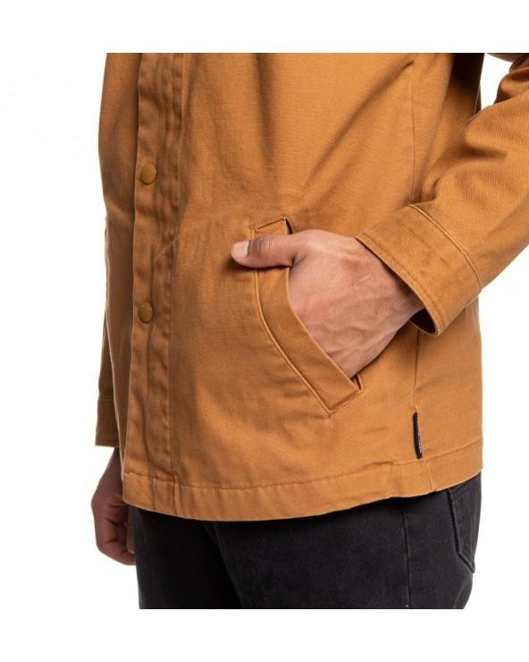 Dc Alton Coaches Jacket - Dc Wheat
