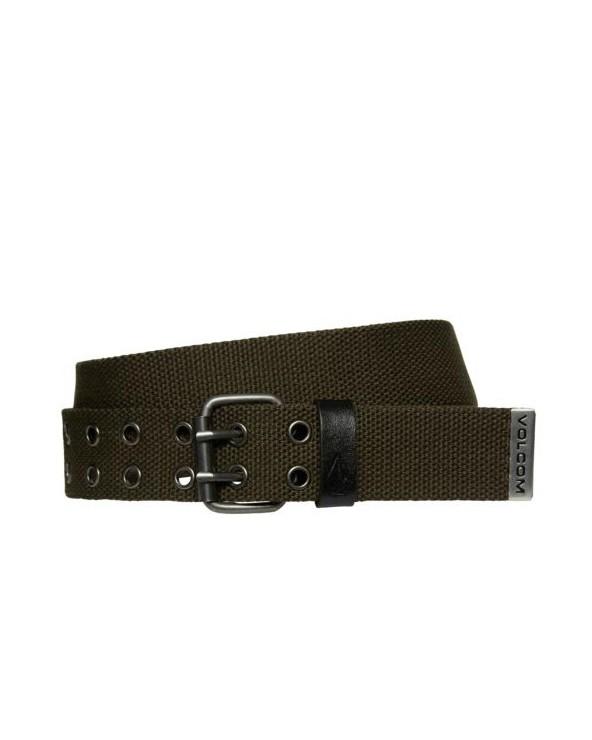 Volcom Stone Army Belt - Military (mil)