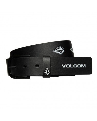 Volcom Empty Pu Belt - New Black