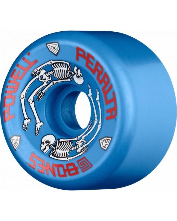 Powell Peralta G-Bone Wheels 64mm 79A Blue