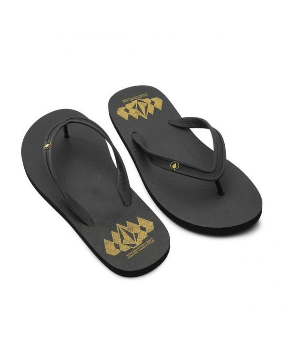 Volcom Rocker 2 Sandals - Golden Mustard